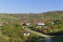 Turkey, Marmara Region, village Sariagil in Samanli Daglari mountains — Stock Photo