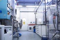 Интерьер Лаборатории по разработке материалов — стоковое фото