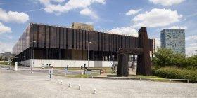 Luxemburg, luxemburg stadt, europäisches viertel, europäischer gerichtshof — Stockfoto