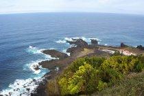 Portugal, Azores, Sao Miguel, Ponta da Ferraria, Pico das Camarinhas — Foto stock