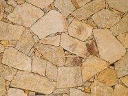 Закаленный каменный пол, полный кадр — стоковое фото