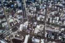 Japan, Tokyo, skyline and view of buildings — Stock Photo