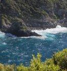 France, Provence Alpes Cote d'Azur, Var, Giens peninsula, Mediterranean coast - foto de stock