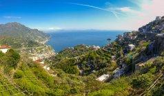 Italy, Amalfi Coast, View to Minori during daytime — Stock Photo