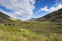 Royaume-Uni, Écosse, vue de Torridon hills au nord-ouest des Highlands — Photo de stock