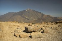 Spain, Canary Islands, Tenerife, Teide Nationalpark, Pico del Teide — Fotografia de Stock