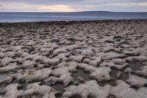 Irlande, comté de Clare, Coastal paysage près de Doolin pendant la journée — Photo de stock