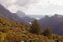 Spain, Pyrenees, Ordesa y Monte Perdido National Park — Stock Photo