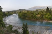 Turquie, province d'Antalya, Manavgat, parc national du canyon Koepruelue et rivière Koepruecay — Photo de stock