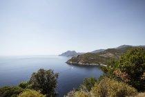 França, Costa da Córsega, Porto, o Golfo de Porto — Fotografia de Stock