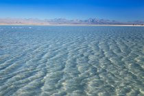 Chile, Atacama Desert, Laguna Tebinquinche  during daytime — Stock Photo