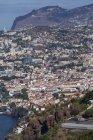Portugal, vista do Funchal durante o dia — Fotografia de Stock