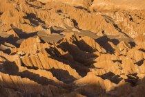 South America, Chile, Atacama Desert, Valle de la Muerte  during daytime — Stock Photo