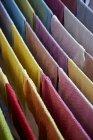 Allemagne, serviettes sur l'étendoir, gros plan — Photo de stock