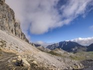 Spain, Cantabria, Picos de Europa National Park, Hiking area Los Urrieles — стоковое фото