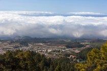 Spanien, Blick auf Corona Forestal Nationalpark — Stockfoto