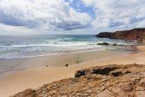 Praia do Amado beach — Stock Photo