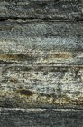 View of House wall made of schist — Stock Photo