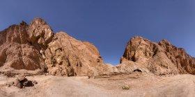 Chile, Atacama Desert, Garganta del Diablo  during daytime — Stock Photo