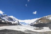 Canada, Alberta, montagnes Rocheuses, Parc National Jasper, Athabasca Glacier — Photo de stock