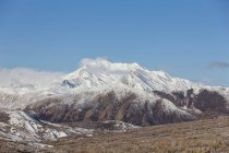 Alaska Range at Denali National Park, Alaska, USA — Stock Photo