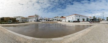 Portugal, Algarve, Lagos, Praca do Infante Dom Henrique — Stockfoto