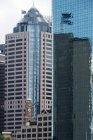 Австралія, новий Південний Уельс, Сідней, Стара вежа між хмарочосів — стокове фото