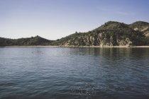 Japan, view to Naoshima Island — Stock Photo