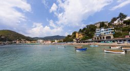 Italy, Cinque Terre, Lido of Levanto — Stock Photo