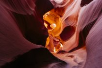 USA, Arizona, Page, Lower Antelope Canyon — Stock Photo
