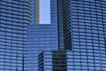 США, штат Невада, Лас-Вегасі, передній фасад вид Aria Hotel — стокове фото