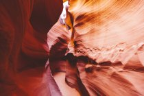 USA, Arizona, Page, Lower Antelope Canyon — Stock Photo