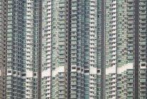 China, Hongkong, Lantau Island, Tung Chung, high rise residential buildings — Stock Photo