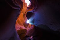 USA, Arizona, Seite, Lower Antelope Canyon — Stockfoto