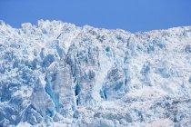 Vista panoramica sul ghiacciaio alla luce del giorno, Resurrection Bay, Seward, Alaska, USA — Foto stock