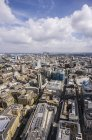 View of cityscape at daytime, London, United Kingdom — Stock Photo
