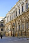 Italy, Puglia, Lecce, Palazzo dei Celestini — Foto stock