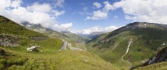 Swirteland, Graubünden, Oberalppass — Stockfoto