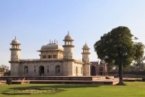 Індія, Уттар-Прадеш, Агра, переглянути гробниці Itimad уд Daulah — стокове фото