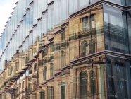 Німеччина, Берлін, вигляд будівлі парламенту — стокове фото