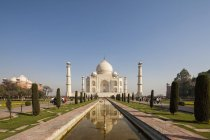 View of Taj Mahal — Stock Photo