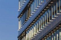 Germania, Baden Wuerttemberg, Stoccarda, Veduta del moderno edificio per uffici — Foto stock