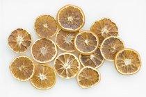 Fette d'arancia essiccate — Foto stock