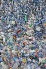 Germania, Bottiglie di plastica vuote riciclaggio — Foto stock