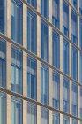 Германия, Баден-Вюртемберг, Штутгарт, Вид на современное офисное здание — стоковое фото