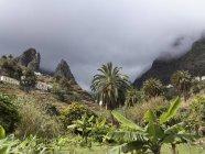 Spagna, Roques de San Pedro e montagne — Foto stock