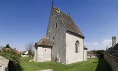 Austria, Burgenland, View of Fischer church during daytime — Stock Photo