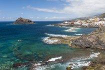 Spagna, Isole Canarie, Tenerife, Garachico comune sulla costa nord — Foto stock