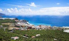 Küstenlandschaft Ansicht — Stockfoto