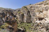 Turchia, canyon di Anatolia, Hasankeyf, — Foto stock